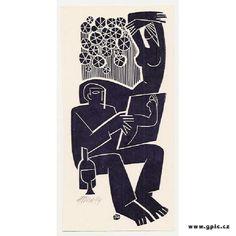 Miroslav HOURA. Galerie Peithner-Lichtenfels & Čubrda
