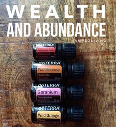 Essential oil blend helps promote feelings of positivity,… 4 Orange 3 Cinnamon 2 Frankincense 1 Geranium