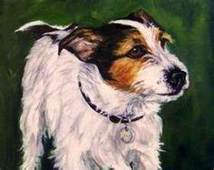 Terrier ~ Debra Sisson