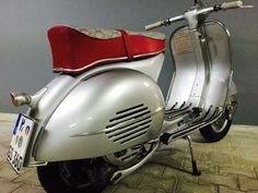reingold my 1978 vespa sprint with souped up 200cc p. Black Bedroom Furniture Sets. Home Design Ideas