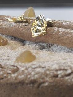 Κορμός κάστανο με σοκολάτα Mousse, Food And Drink, Engagement Rings, Crystals, Christmas, Enagement Rings, Xmas, Wedding Rings, Crystal