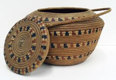 Salish Basket | by Mathers Museum of World Cultures