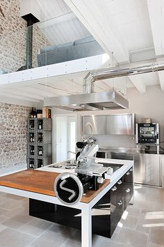 Great shelves to make from chimney lining