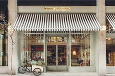 Boutiques - Bonnet à pompon