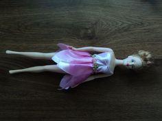 SOLD!!! Vintage Retro 1991 Barbie with Pretty Pink Dress & Original Pearl Earrings #Barbie #Dolls #toys #girls
