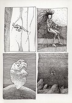 Moebius notebook: Viamor