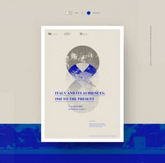 Cinema History Conference on Behance