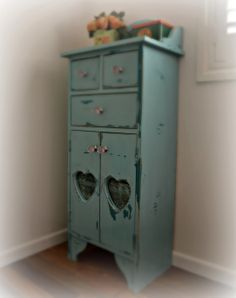 Teal Drawers ~Study Lockers, Locker Storage, Dresser, Study, Cabinet, Furniture, Home Decor, Clothes Stand, Studio