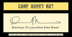 Dean Russo Art — Home Canvas Art Prints, Fine Art Prints, Dean Russo, Art Lesson Plans, Art Lessons, How To Plan, Artist, Projects, Color Art Lessons