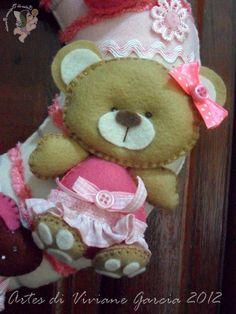 Porta Maternidade da minha gorducha para a casa nova da Vovó......\o/    E-mail - artesdivivianegarcia@yahoo.com.br
