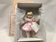 Pauline Bjonness-Jacobsen Delight Doll LE 139/3000 COA 7″ NEW NRFB #DollswithClothingAccessories
