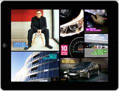 Kampagne: cee'd — Agentur: Gesamtverantwortung: Innocean Worldwide — Kunde: Kia Motors Deutschland — Jetzt noch mehr Kampagnen pur im Fischer`s Archiv! www.fischersarchiv.de