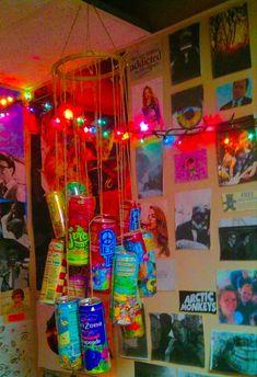 Indie Room Decor, Cute Room Decor, Aesthetic Room Decor, Teen Room Decor, Cute Teen Rooms, Cool Rooms, Retro Room, Vintage Room, Room Ideas Bedroom
