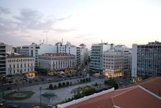 Omonoia square(photo from Athens Airport, Airport Hotel, Hotels In Athens Greece, Museum Hotel, Square Photos, Acropolis, Concert Hall, Beach Hotels, Places Ive Been