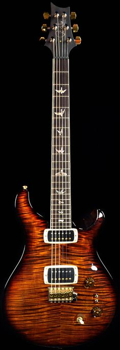 Wild West Guitars : PRS Signature Limited Black Gold