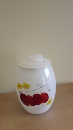 Vintage Cookie Jar by UniquelyAttainable on Etsy, $12.00