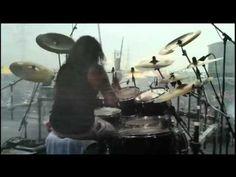 Daray - Dimmu Borgir - Progenies of the Great Apocalypse drumcam