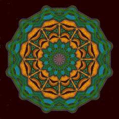egyptian mandala
