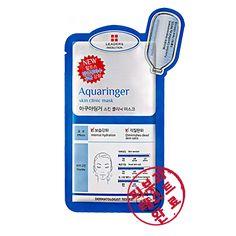 [Leaders] Insolution Aquaringer Skin Clinic Mask (1Box)