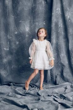 Nellystella Love Liesl Dress in White