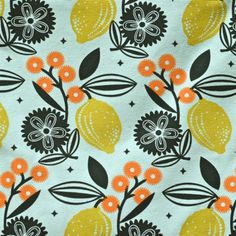 sac citrons Mr&Mrs Clynk - deco-graphic.com