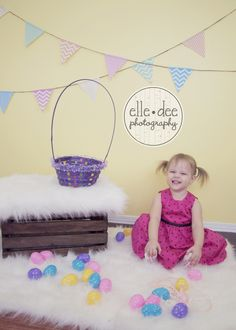 Easter Mini Sessions - Burlington, ON portrait photography