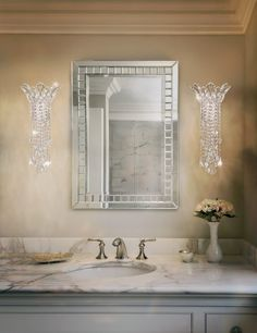 Shop the Trilliane Flush Mount at Perigold, home to the design world's best furnishings for every style and space. Wall Sconce Lighting, Chandelier Lighting, Wall Sconces, Crystal Chandeliers, Custom Lighting, Lighting Store, Lighting Design, Outdoor Wall Lantern, Candelabra Bulbs