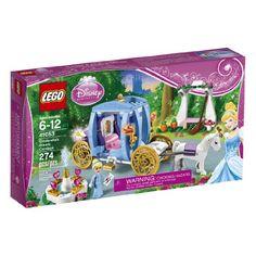 Lego Disney Princesse – 41053 – Jeu De Construction – Le Carrosse Enchanté De Cendrillon | Your #1 Source for Toys and Games