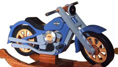 Wooden Ride-On Toys: Beyond the Rocking Horse. Rockler.com Woodworking Tools