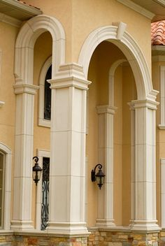 Ornamental Gallery | Archways | Cast Stone Keystones