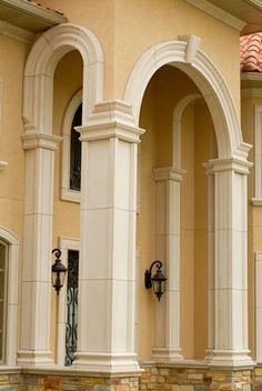 Ornamental Gallery | Archways | Cast Stone Keystones