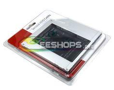 Laptop 2nd HDD Caddy Second Hard Disk Enclosure DVD Optical Drive Bay for HP Pavilion ZD8000 DV4000 ZE2000 ZD7000 ZE4900 Case