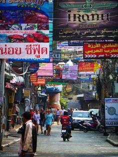 Walking Street, Pattaya Thailand
