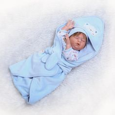 """94.51$  Buy now - http://ali671.shopchina.info/go.php?t=32812207709 - """"Reborn babies boy girl Dolls  Silicone body 20"""""""" rooted hair eyelash with magnetic pacifer bath doll Toy bonecas bebe gift reborn""""  #bestbuy"""