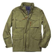 GUIDEBOAT CO* M65 Jacket, Olive