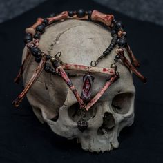 Image of Erleuchtung Bone Necklace