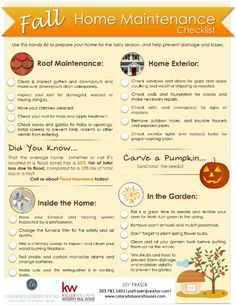 Fall Home Maintenance Tips ultimate 8 fall home maintenance tips: with spring cleaning far