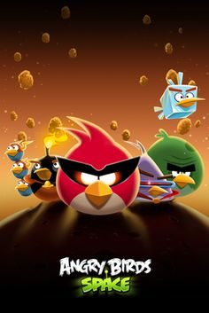 Angry Bird: Space party ideas