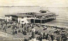 The Pier Bandstand, Weymouth, Dorset, UK Weymouth Harbour, Weymouth Dorset, Old Postcards, Photo Postcards, Old Pictures, Old Photos, Wow Video, Abandoned Hospital, World Cities