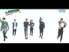 [Eng Sub] 141029 VIXX (빅스) Random Play Dance Weekly Idol Ep 170