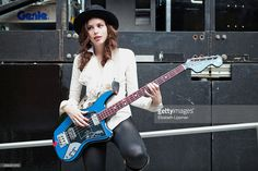Singer/songwriter Charlotte Kemp Muhl is photographed for New York Times on July 1, 2014 in New York City.