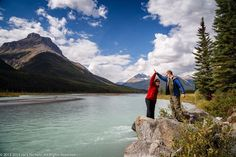 Happy Canada Day to all my friends north of the border!  Can't wait to be back in Banff National Park this fall with my wife and daughter! Chances are high of a repeat high-five along the Icefields Parkway. :) #banff #icefields #icefieldsparkway #alberta #explorealberta #wildlycreative #highfive #selfie #canada #ohcanada #imagesofcanada #banffnp #banffnationalpark #jasper #jaspernp #jaspernationalpark #icefields #saskatchewanriver #canadaday #happycanadaday