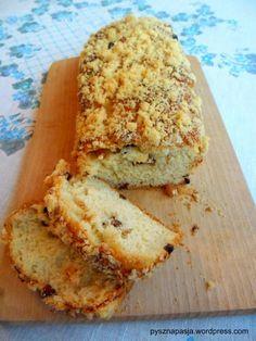 Ciasto drożdżowe z rodzynkami i chałka z kruszonką | Pyszna Pasja