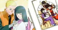 """อธิบายโดยละเอียด """"นารุโตะ ถูกตั้งใจจะให้เขียนจบกับใครตั้งแต่แรก"""" - Pantip"""