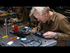 Adam Savage's One Day Builds: Han Solo's DL-44 Blaster [Tested] #hansolo #starwars