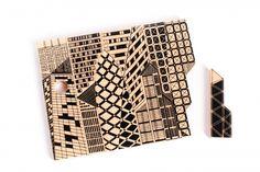 BAJO City Puzzle - hardtofind.