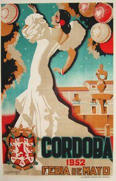 Feria de Mayo. Córdoba.