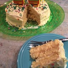 Precious Pineapple Cake Allrecipes.com