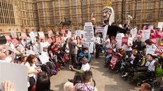 UK government violated rights of disabled people: UN