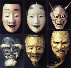 noh masks noh masks The post noh masks appeared first on Film. Japanese Noh Mask, Noh Theatre, Theater Masks, Oni Mask, Hotarubi No Mori, Japan Art, Japan Japan, Japan Icon, Masks Art